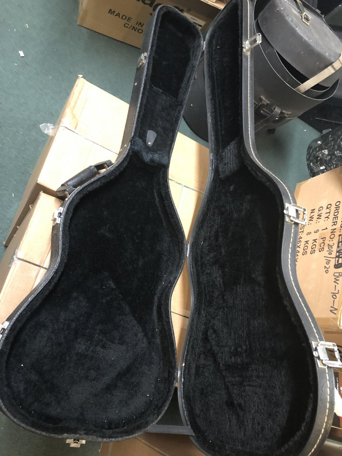 Ibanez Small Electric Guitar Case
