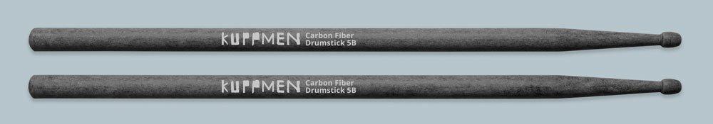 Kuppmen CFDS5B Carbon Fiber Drum Sticks 5B