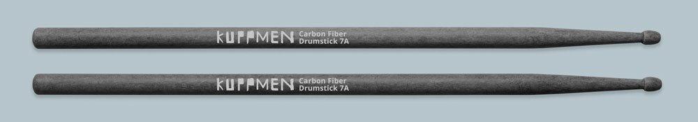 Kuppmen CFDS7A Carbon Fiber Drum Sticks 7A