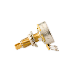 Gibson Accessories 300k Ohm Linear Taper Potentiometer - Long Shaft