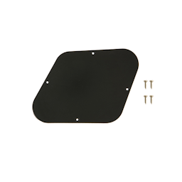 Control Plate Black