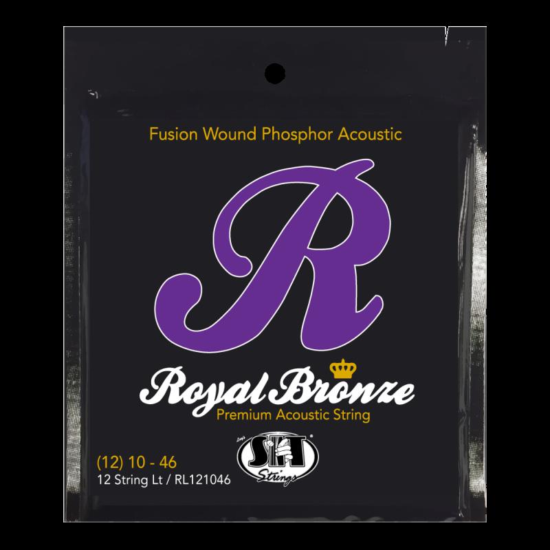 SIT Royal Bronze Premium Phosopher Bronze 12-String 10-46