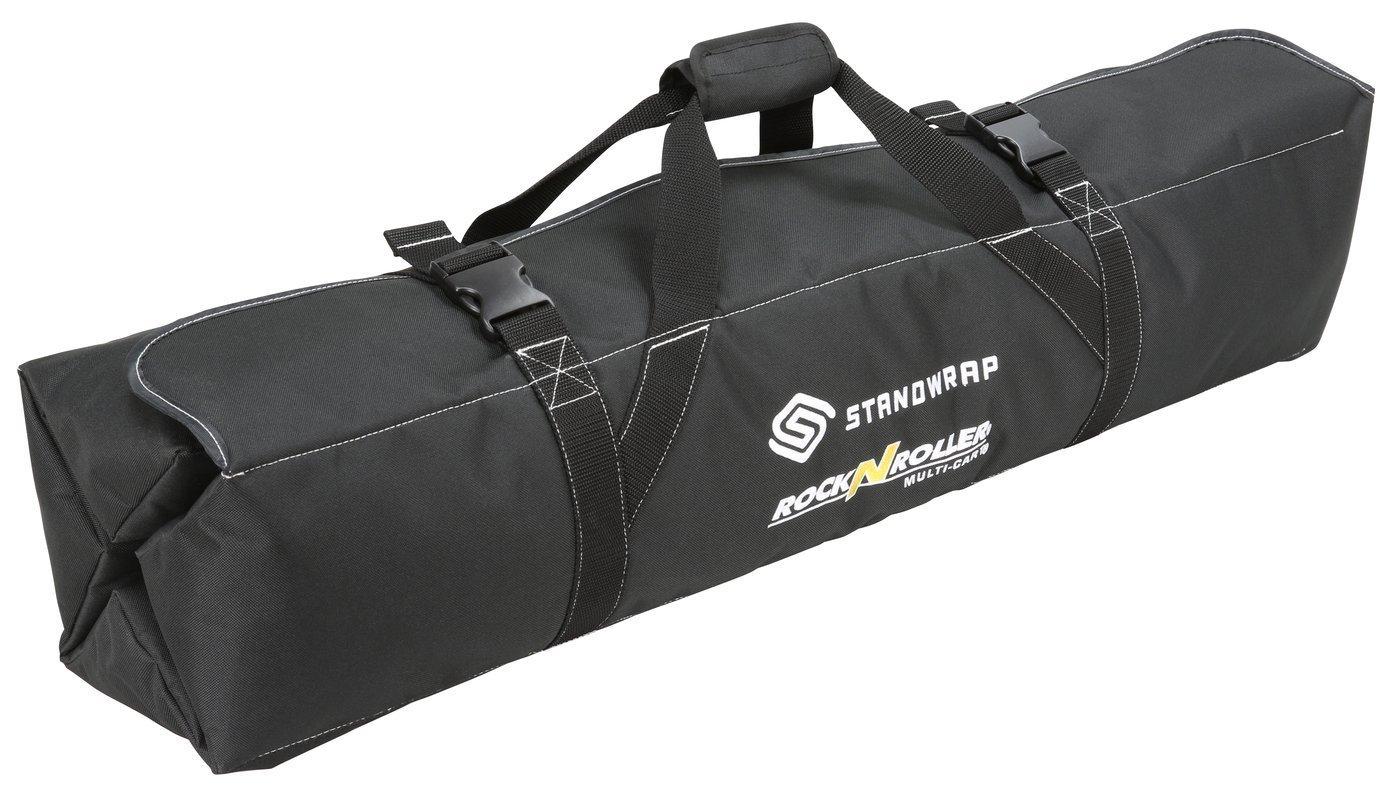 RocknRoller RSA-SWLG Standwrap 4-Pocket Roll Up