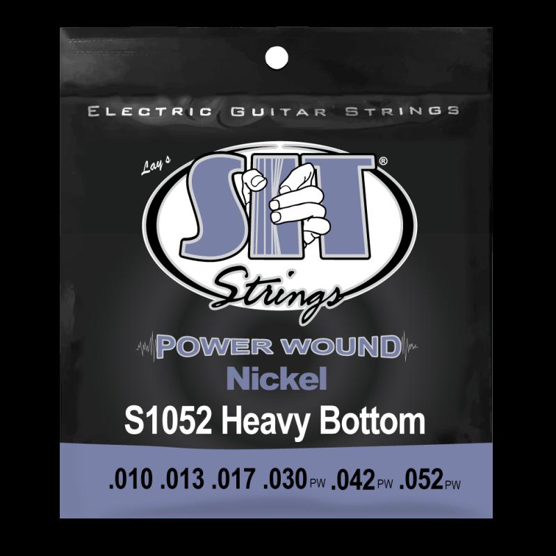 SIT Powerwound Nickel Electric Heavy Bottom 10-52