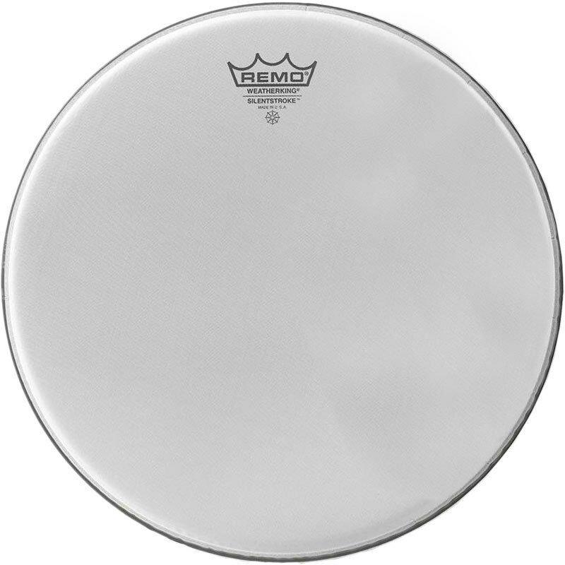Remo SN1022-00 Silentstroke Mesh Bass Drum Head (22-Inch)
