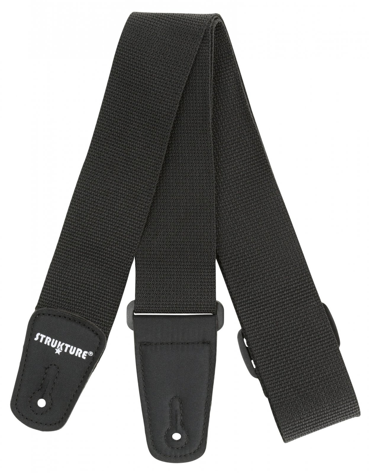 STRUKTURE 2 POLY GUITAR STRAP WITH NYLON TABS