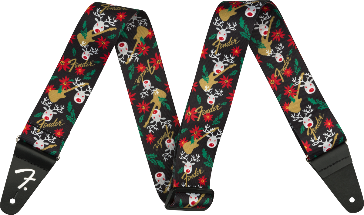 Fender UGLY CHRISTMAS SWEATER STRAP, REINDEER