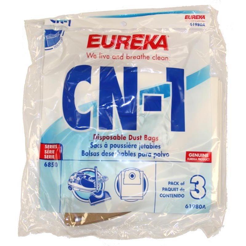Eureka CN-1 61980A GE CN-1 Bags 3pk
