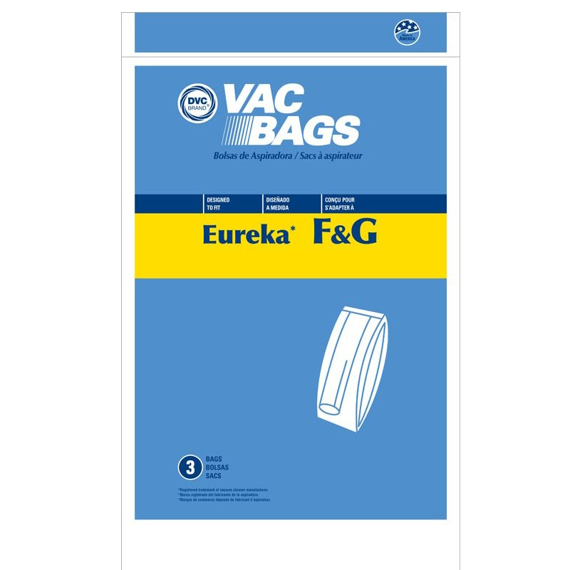 Eureka, Sanitaire F&G Replacement Bags 3pk
