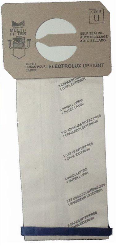 Electrolux U Upright Discovery 12pk Bags