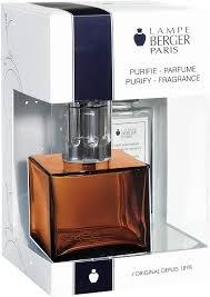 Maison Berger Paris (Lampe Berger) Amber Gift Set wit Ocean Breeze Sample