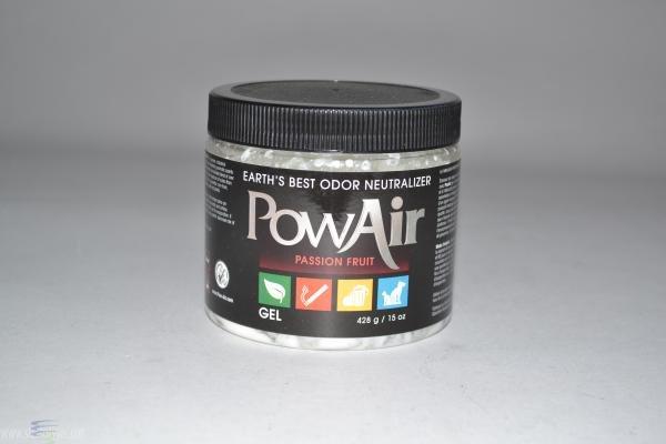 Pow Air Odor Neutralizing Gel 15 oz. Passion Fruit