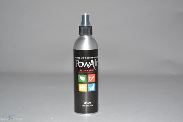 Pow Air Spray 8oz. Passion Fruit