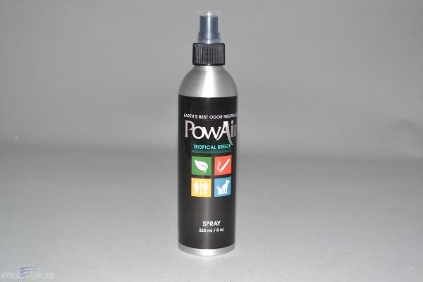 Pow Air Spray 8oz Tropical Breeze