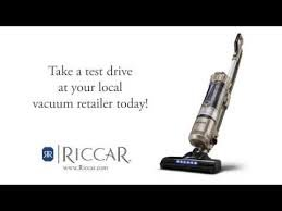 Riccar Roam Bagless Cordless Upright