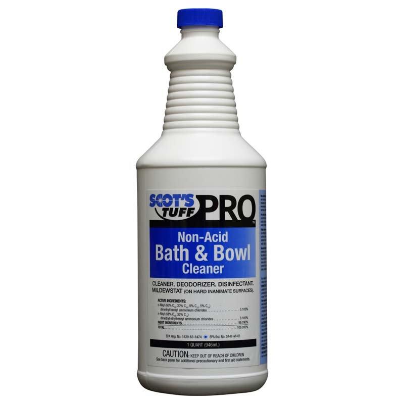 Scott's Tuff PRO Non-acid Bath & Bowl Cleaner