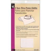 Press Cloth VueThru 13x30