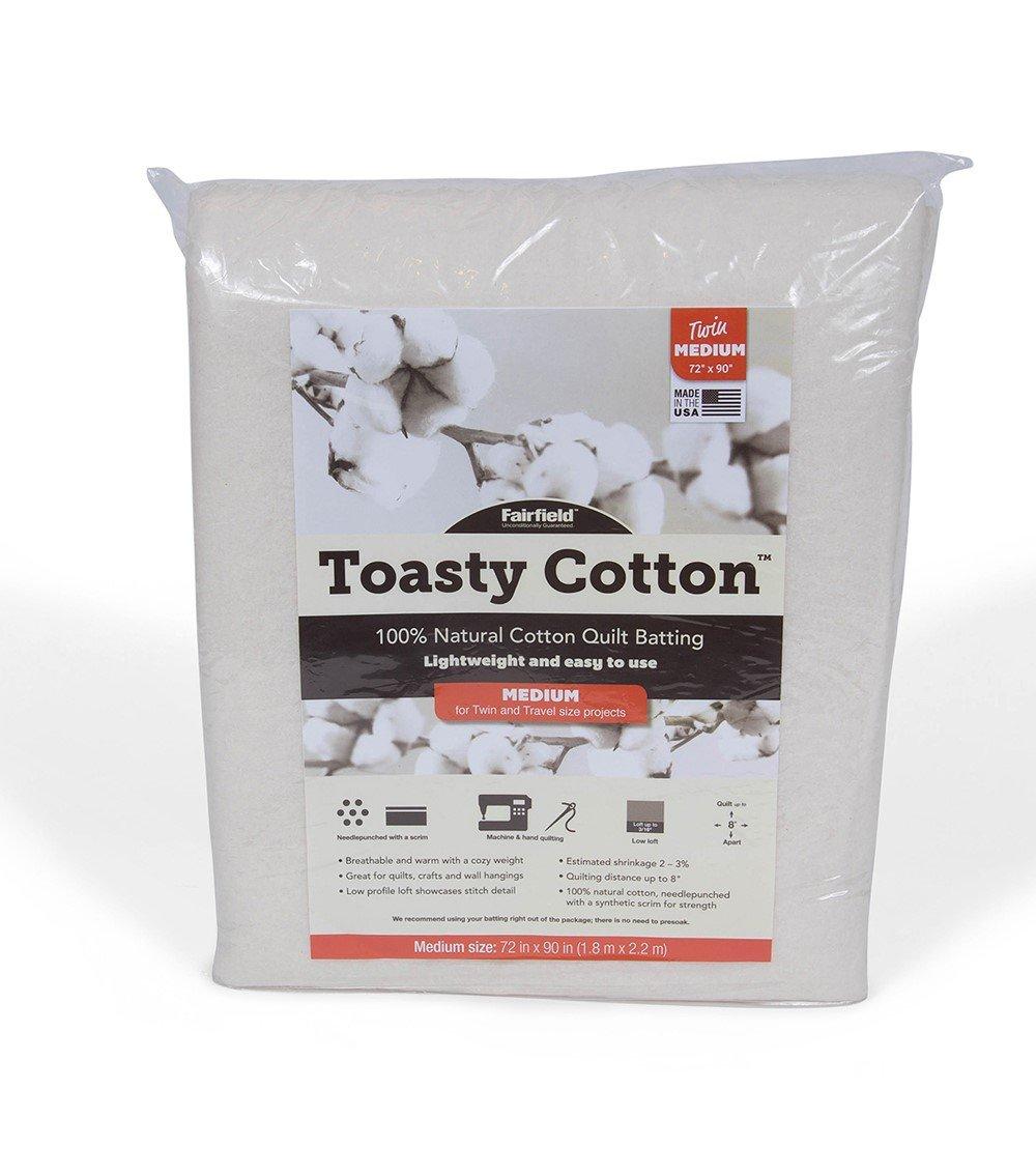 Toasty Cotton Batting Twin
