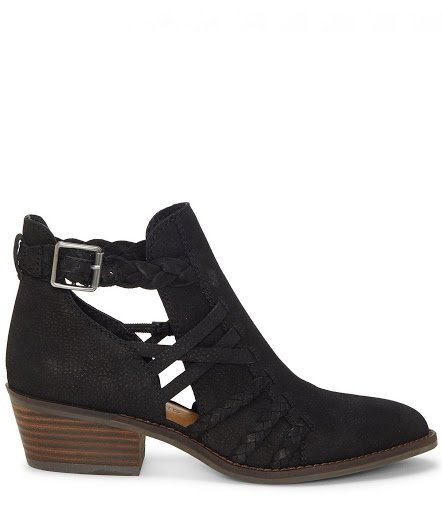 Forbas Bootie