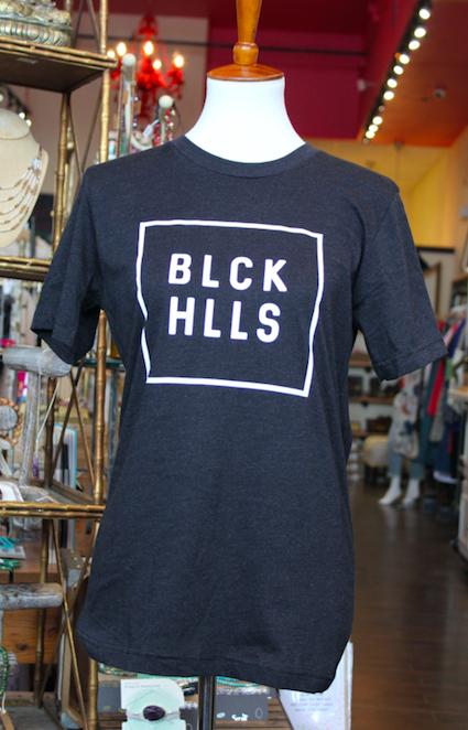BLCK HLLS Crew Tee