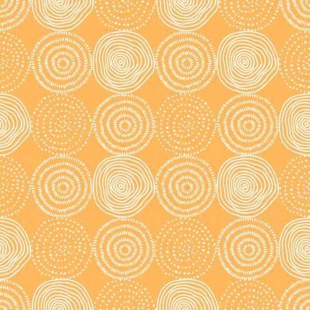 Melon Geo Circles - Orange, 14549-MELON