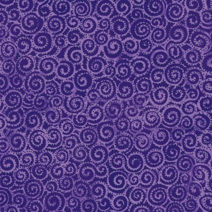 Laurel Burch Basics, CLTY1293-28, Purple