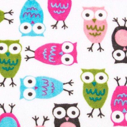 Cuddle Robert Kaufman Night Owls, BEN9639P-10