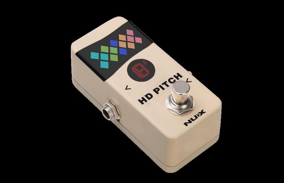 NUX HD PITCH NTU-2 Mini Pedal Tuner