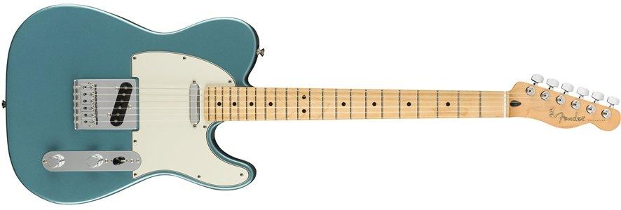 Fender Players Telecaster Maple Neck Tidepool