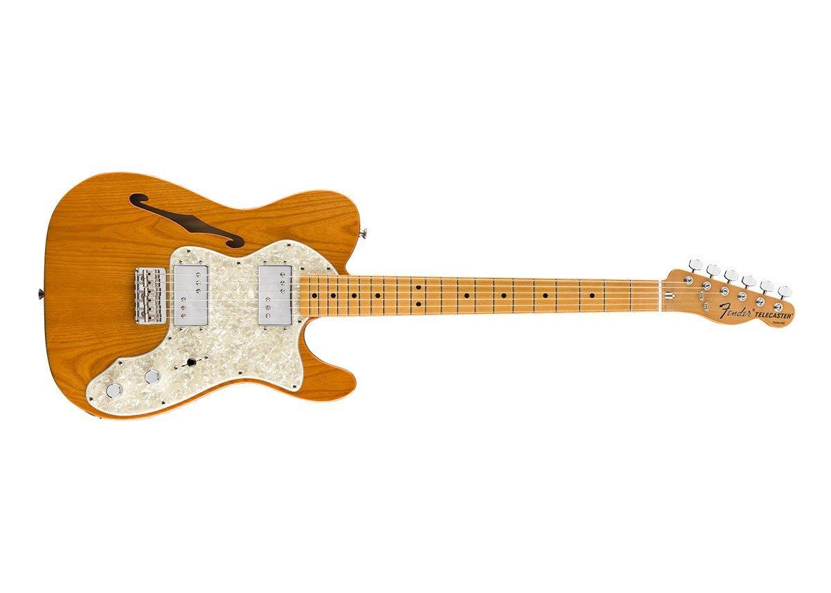 Fender Vintera 70's Tele Thinline AGN