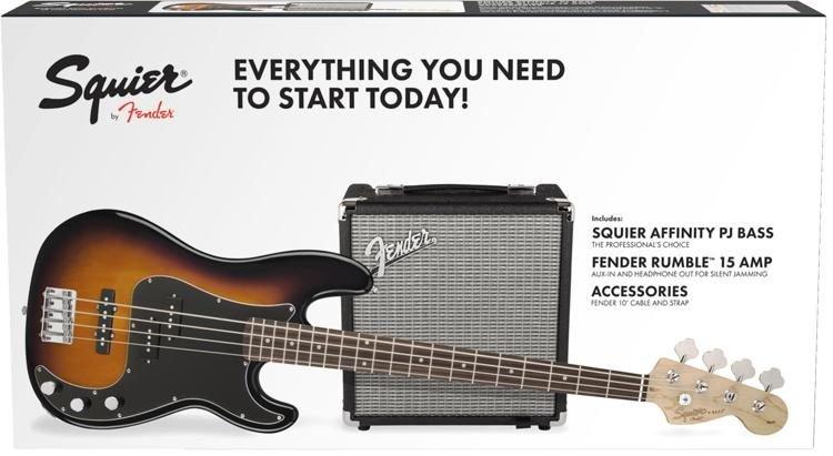 PJ Bass Pack BSB  R15V3