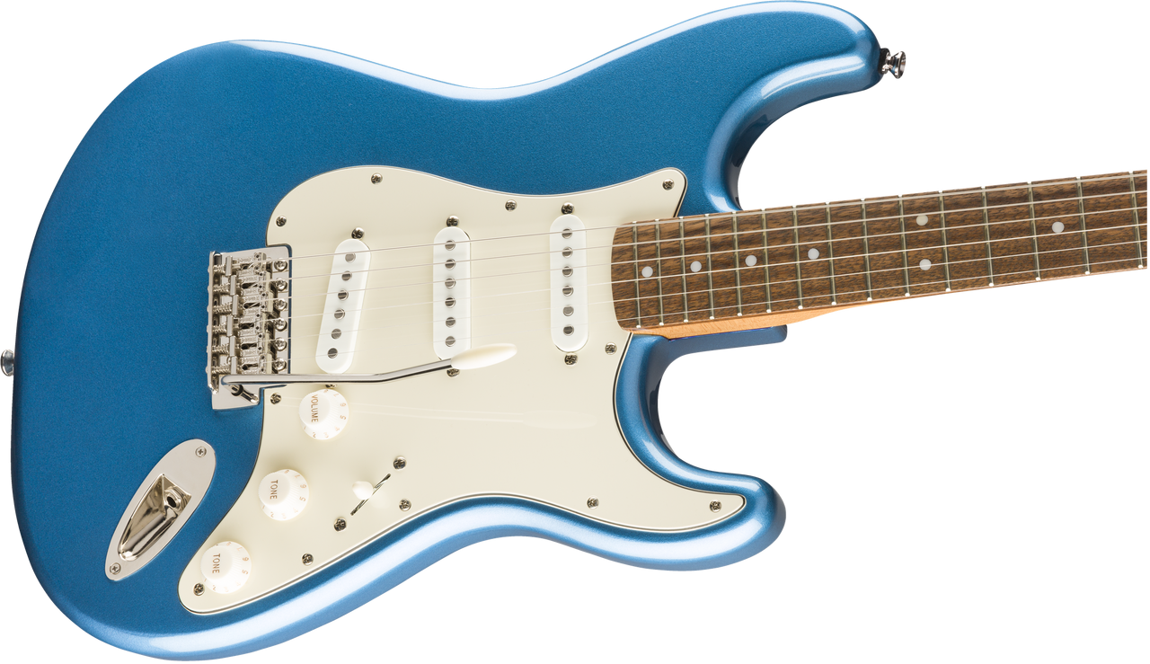 Squier Classic Vibe 60's Stratocaster Lake placid Blue Laurel