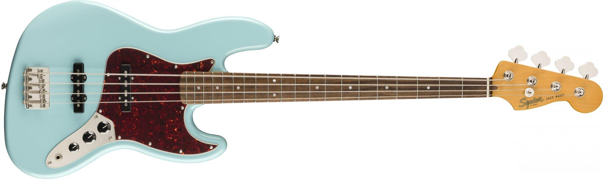 Jazz Bass  Squier CV  LRL DPB