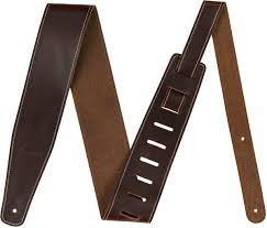 Strap Fender 2.5 Leather Brown Broken In
