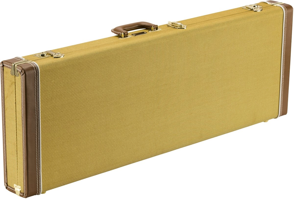 Case Tweed  Tolex Strat/Tele
