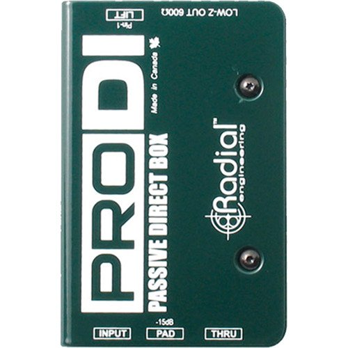 Pro-DI  Passive Direct Box