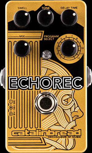 Catalinbread Echo Rec Delay Pedal