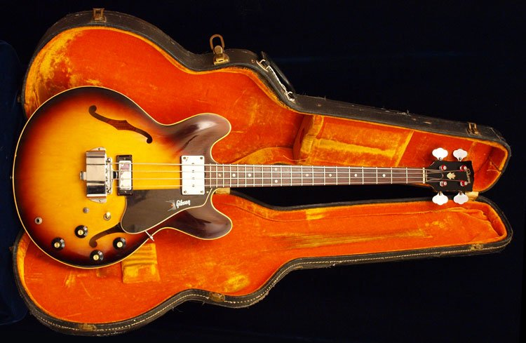 Gibson 1968 EB2