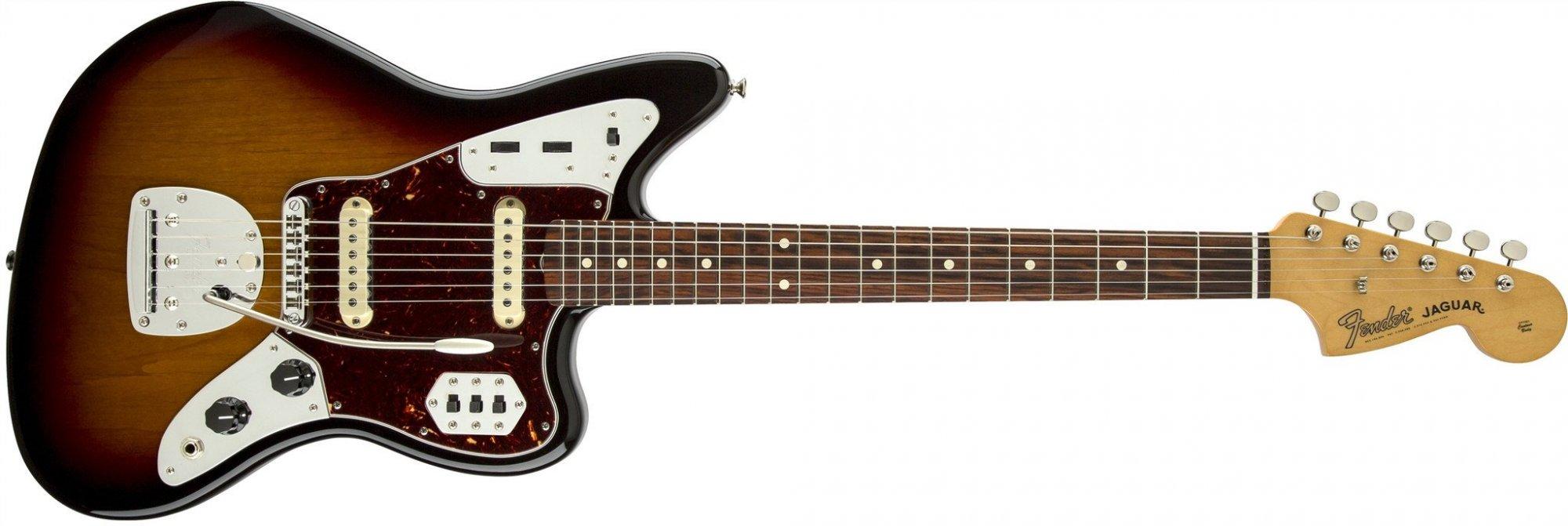 Jaguar Classic Player Special RW 3TSB