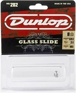 202 Glass Slide 8 ring size