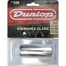220 chrome steel slide  #9 ring size