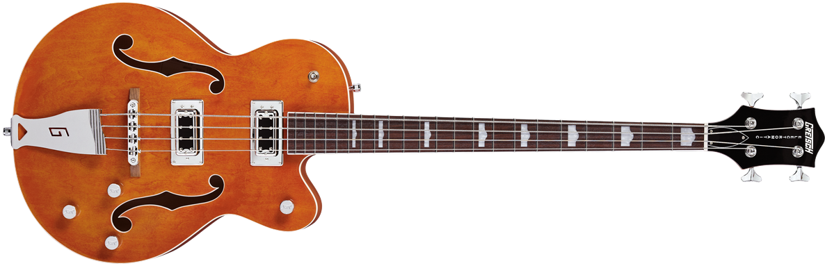 G5440LSB Electromatic Bass  Orange