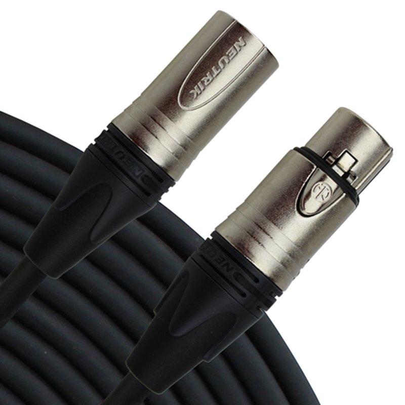 50' Mic Cable XLR Nuetrik Connectors