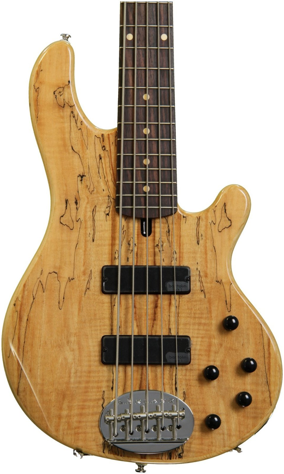 S55-01 Deluxe Spaulted Maple