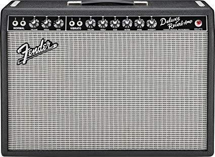'65  Deluxe Reverb 112 Guitar Amplifier