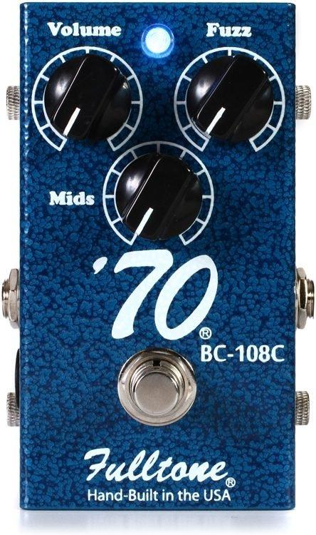 70BC Fuzz Pedal