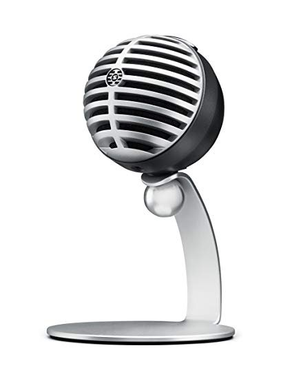 Shure MV5  Digital Condenser Mic