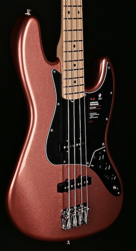 Jazz Bass Amer Performer Mn Penny