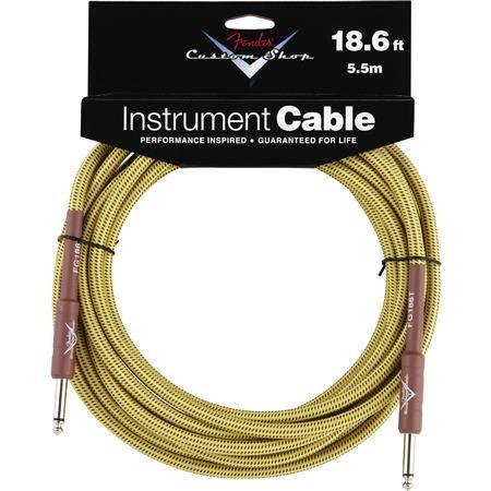 Custrom Shop Cable 18.5' Tweed
