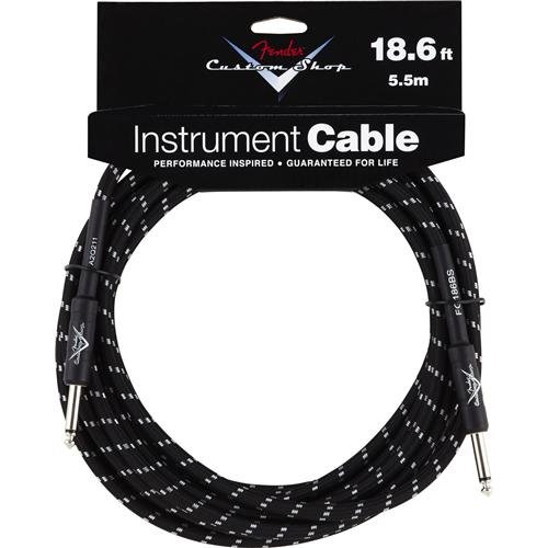 Custom Shop 18.6' Balck Tweed Cable